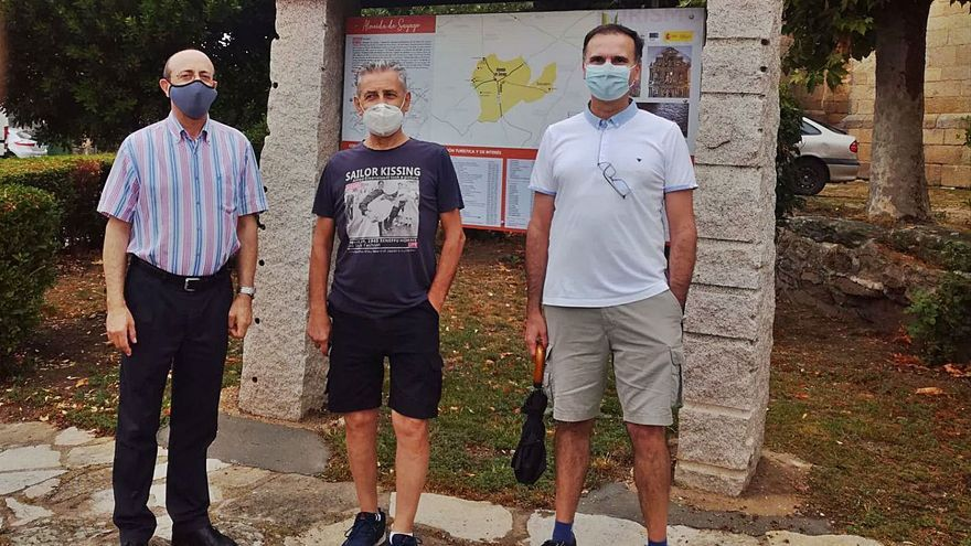 """Un """"banco de viviendas"""" intenta facilitar el asentamiento de población en Sayago"""