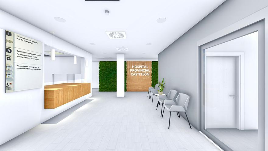 Sanidad adjudica las obras del nuevo edificio de oncología del Hospital Provincial de Castelló
