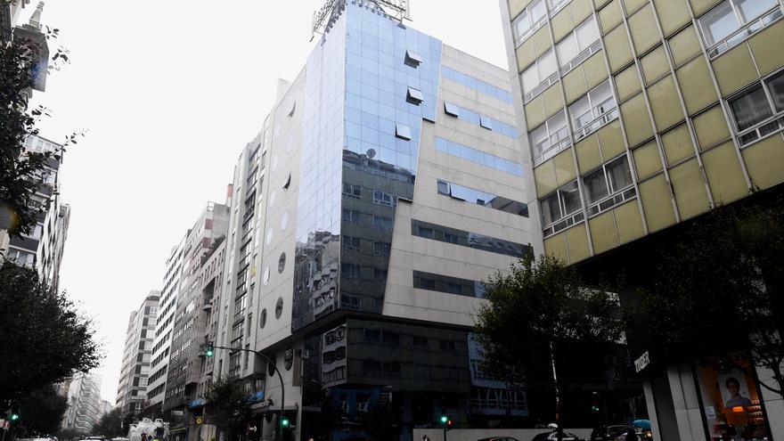 Un juzgado ordena el desalojo del Hotel Hesperia de A Coruña por impago de alquiler