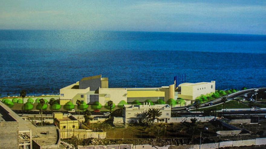 El Gobierno cree que el centro de vela de San Cristóbal puede tener encaje en el ITE