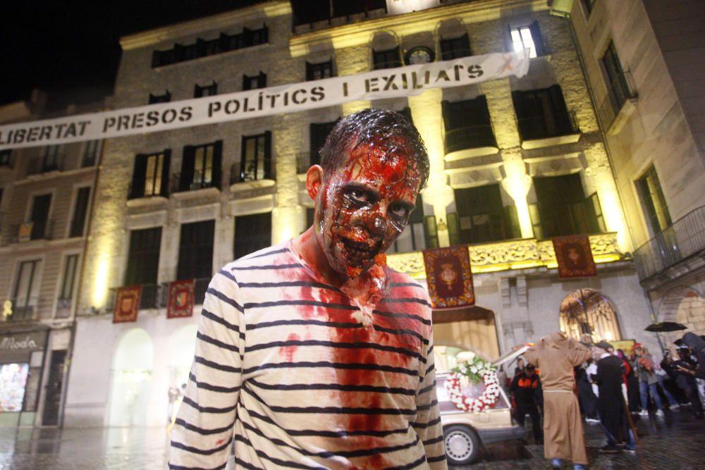 La Zombie Walk de les Fires de Girona