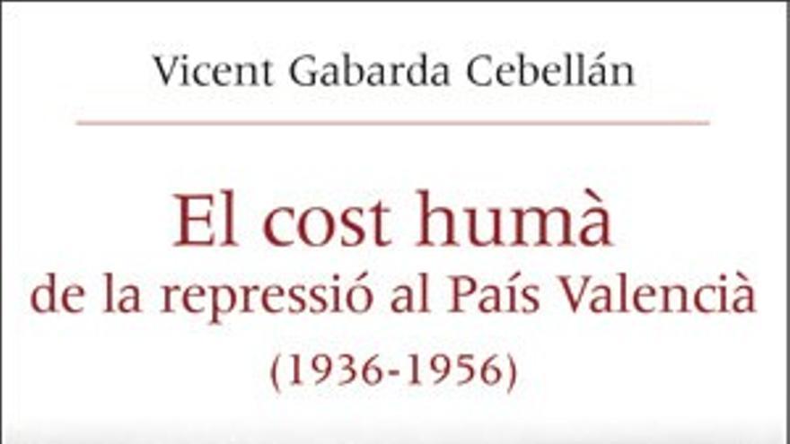 56 Fira del Llibre de València: Presentación libro El cost humà de la repressió al País Valencià