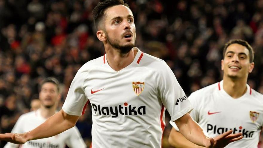 El PSG ficha a Pablo Sarabia
