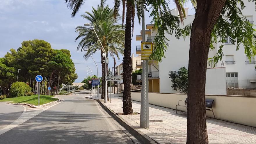 Llançà estrena cinc càmeres de videovigilància per reforçar la seguretat al municipi