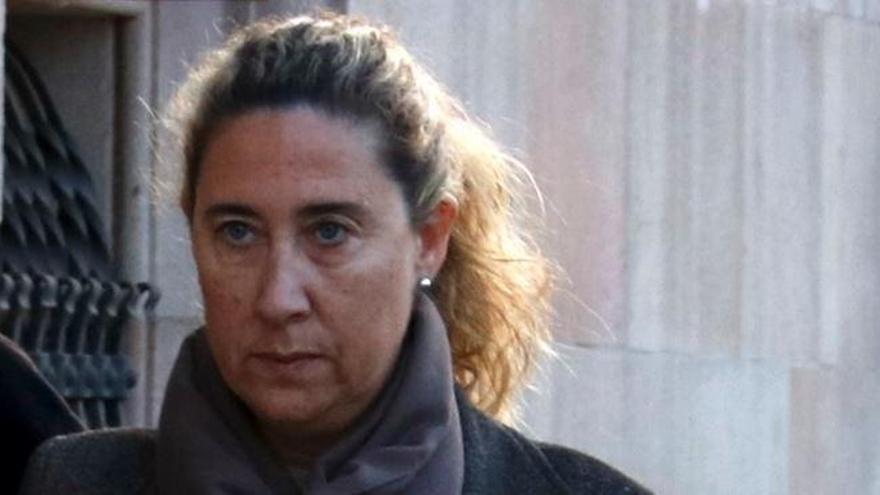 """Gemma Montull troba """"molt injusta"""" la sentència i estudia recórrer-la"""