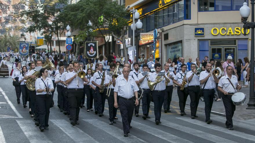 Un ciclo de conciertos apoyará a las sociedades musicales valencianas como candidatas a Patrimonio Inmaterial de la UNESCO