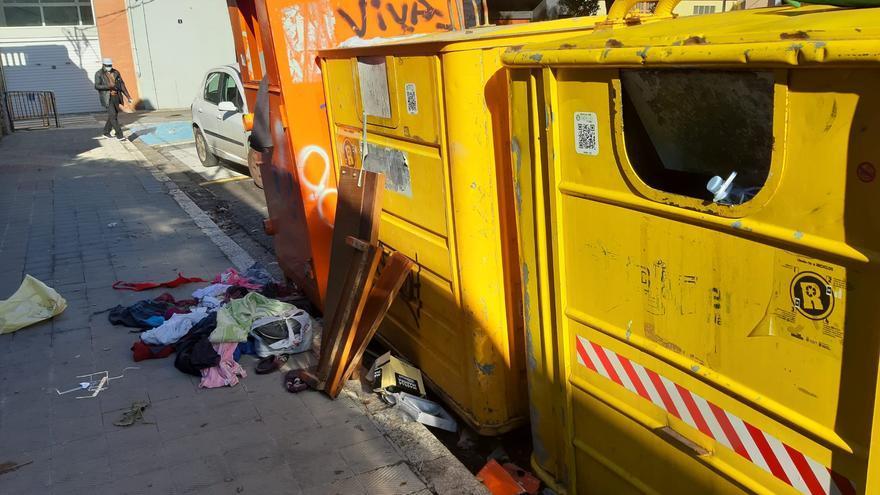 Un acord 'in extremis' atura una nova vaga d'escombraries a Figueres