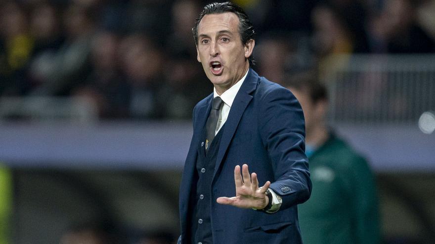 Emery habla de la salud de Albiol, elogia a Yeremy y analiza el triunfo del Villarreal ante el Young Boys
