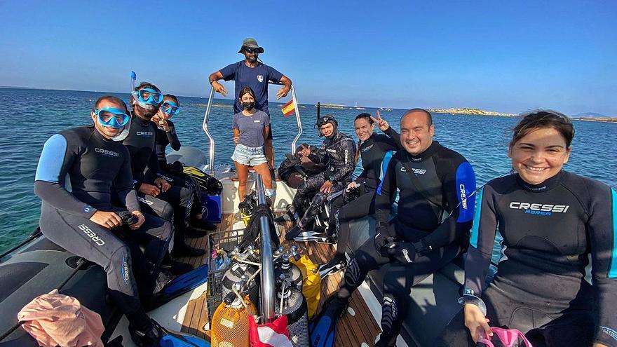 Recogidos 350 kilos de residuos en Formentera en la Semana del Medio Ambiente