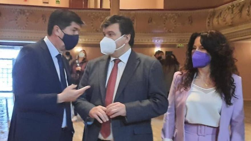 Juan Marín reitera que el pin parental no se implantará en Andalucía