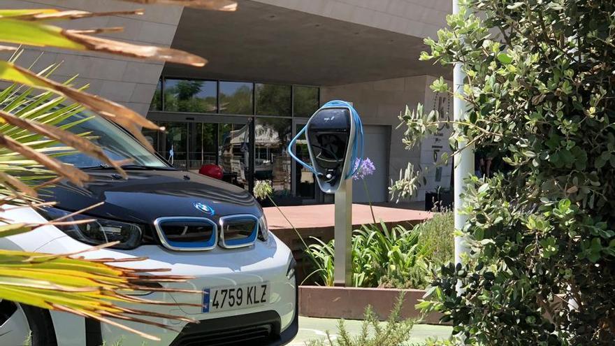BMW installiert hundert Ladestationen für Elektro-Autos auf Mallorca