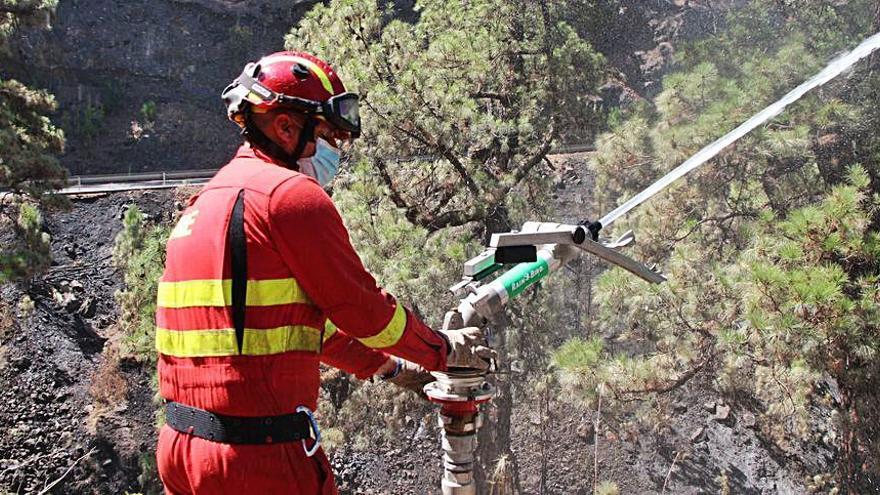 La Isla contará con la mayor campaña contraincendios de su historia este verano