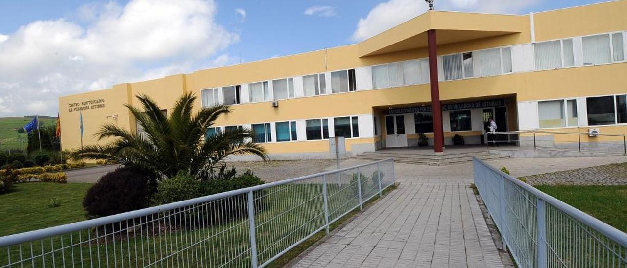 La cárcel de Asturias.