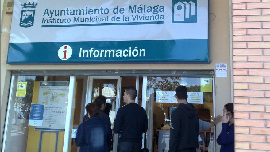 El Ayuntamiento de Málaga destina tres millones a la rehabilitación de 1.994 viviendas