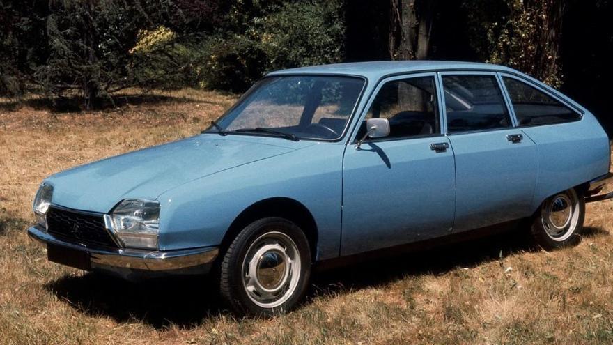 50 años del Citroën GS, el modelo que marcó una época