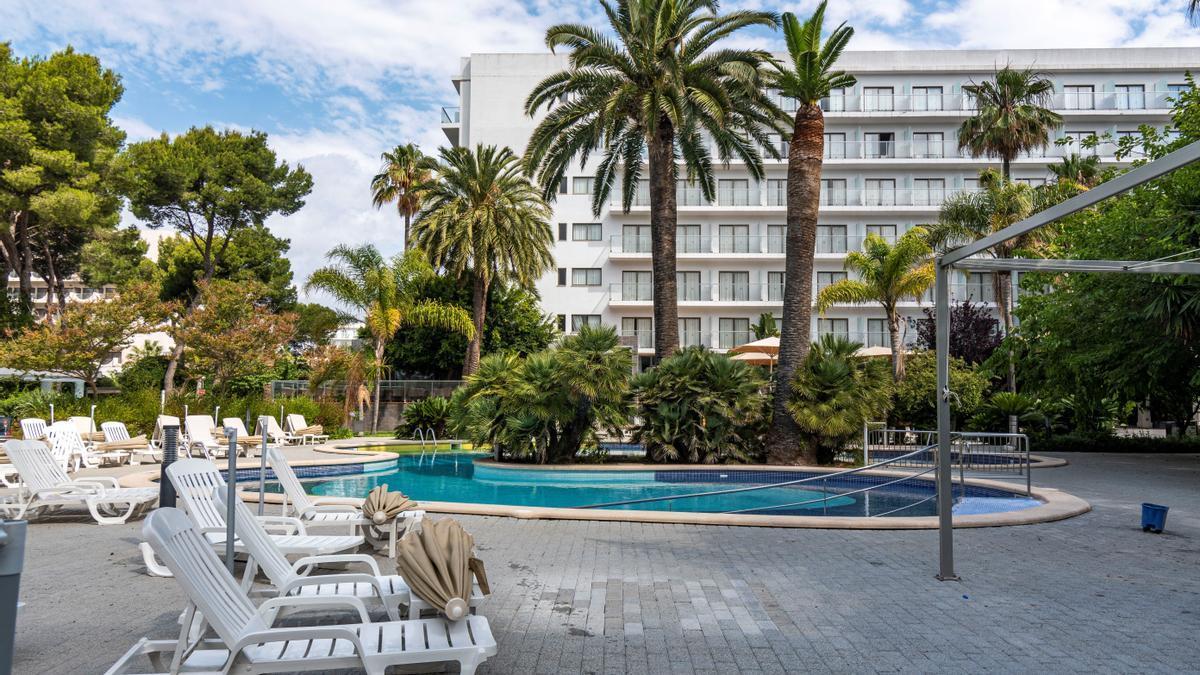 Un hotel de Mallorca.
