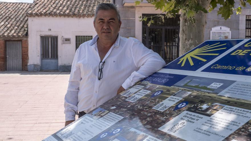 """El alcalde de Villaralbo sobre la dimisión de la edil de Ciudadanos: """"Es la forma más ruin de irse"""""""