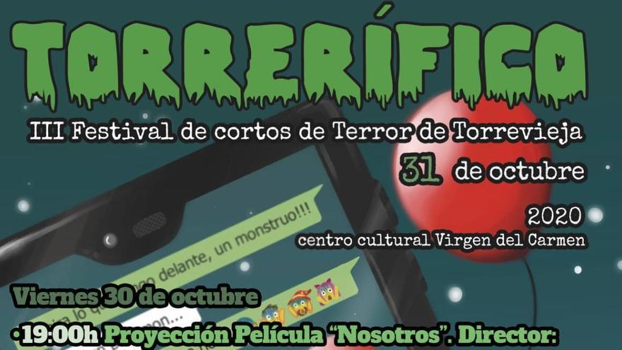 """Cartel del Festival """"Torrerífico"""""""