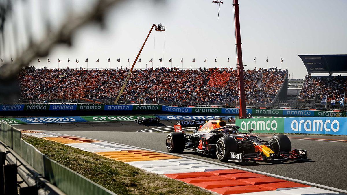 Verstappen, nou líder després de guanyar el Gran Premi de Països Baixos