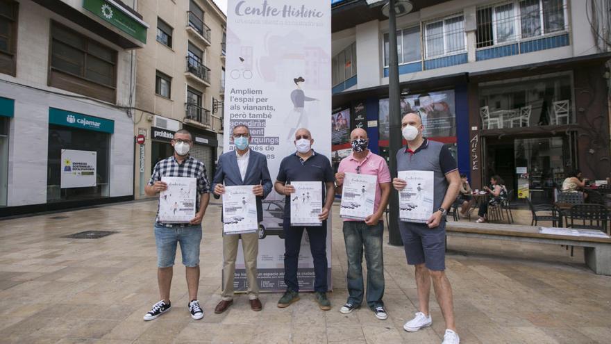"""El Centre Històric Gandia se reivindica como """"un espacio abierto a la ciudadanía"""""""