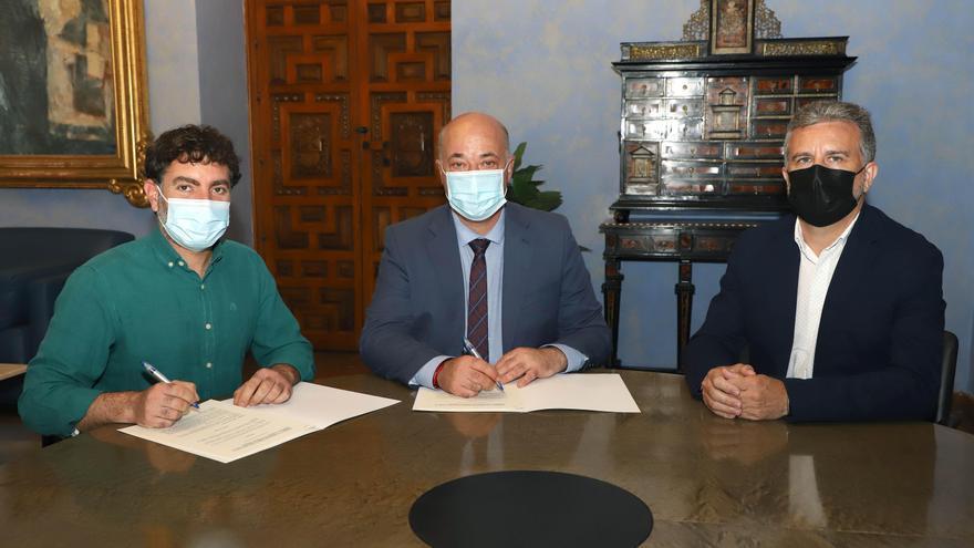 La Diputación de Córdoba trabajará junto a Subbética Ecológica en la implantación de huertos urbanos en la provincia