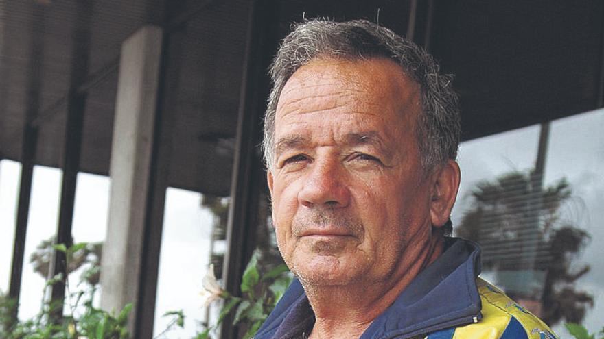 Adiós a José Luzardo, entrenador de atletismo