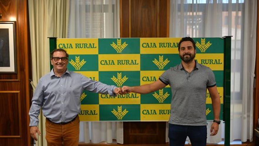 Caja Rural de Zamora, sponsor principal del Club Atlético Benavente de fútbol sala