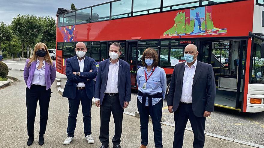 El Bus Turístico ya recorre Vigo