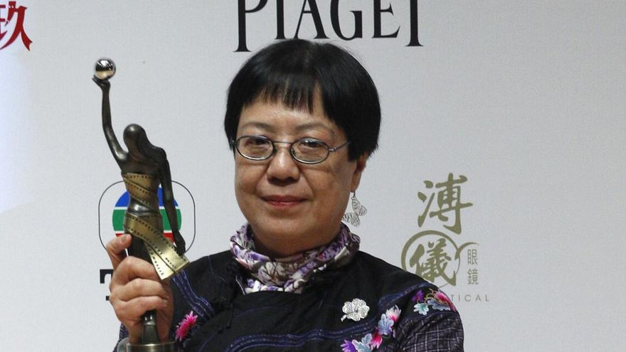 Ann Hui en una imagen de archivo.