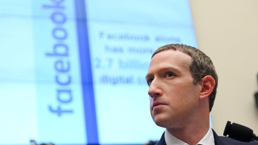 Estados Unidos demanda a Facebook por monopolio