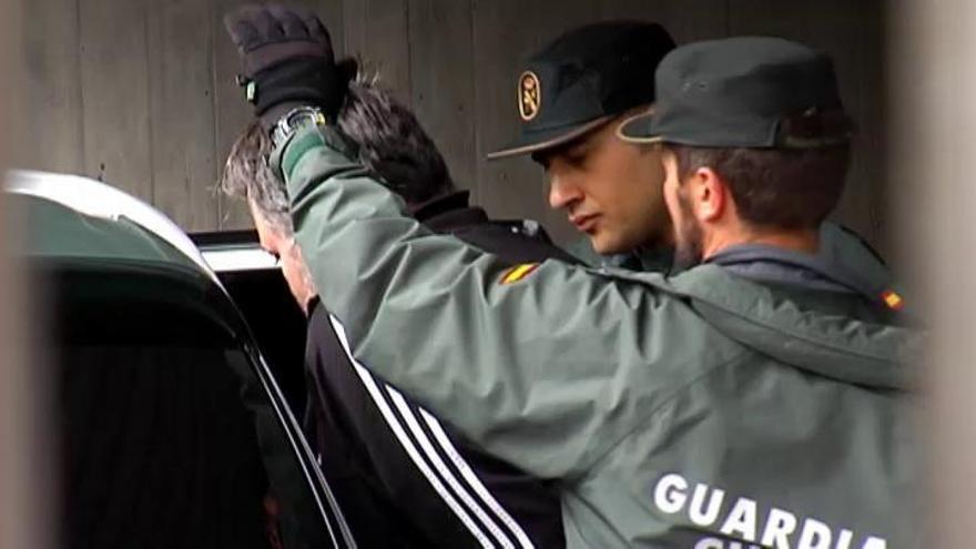 Prisión sin fianza para el padre de A Coruña acusado de matar a su hijo a golpes