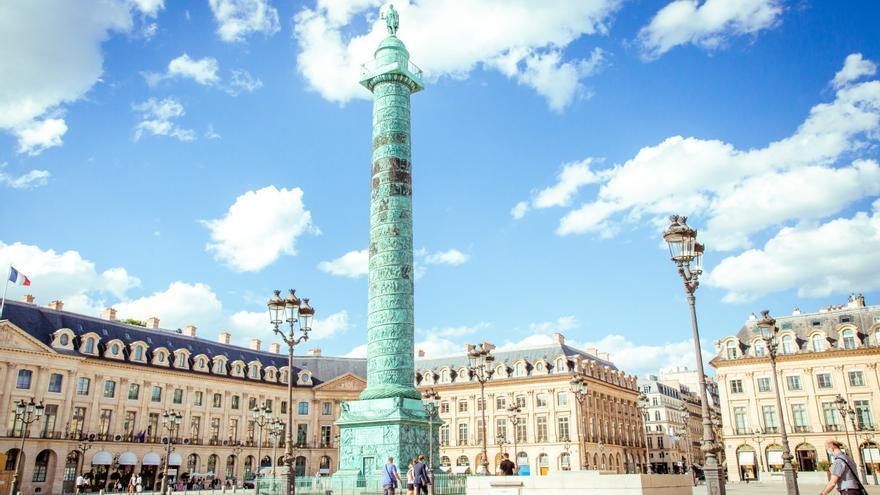 El atraco a una joyería de lujo de París acaba con un botín de diez millones de euros