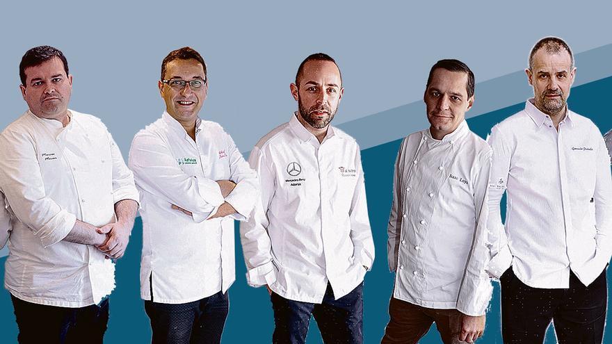 Cita con los mejores chefs