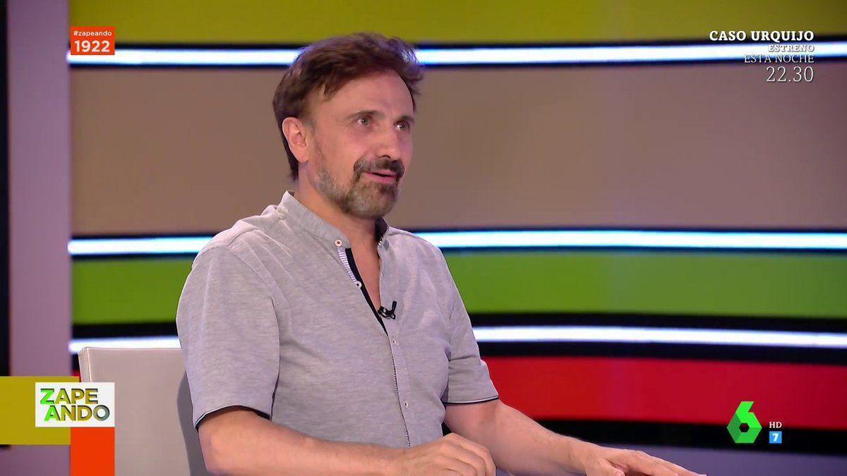 José Mota en 'Zapeando'.