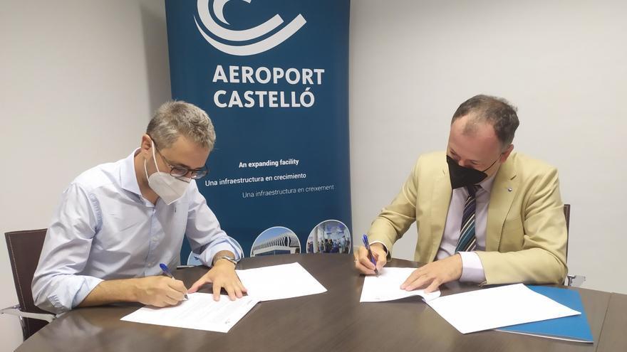 El aeropuerto de Castellón apuesta por atraer a nuevas actividades innovadoras