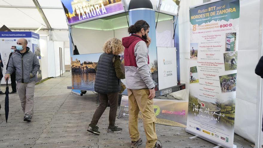 "Prada anima a los turistas a que ""se enamoren de Zamora"""