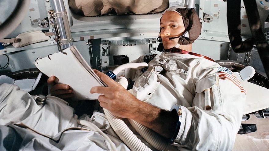 Mor l'astronauta Michael Collins, un dels integrants de l'Apollo 11