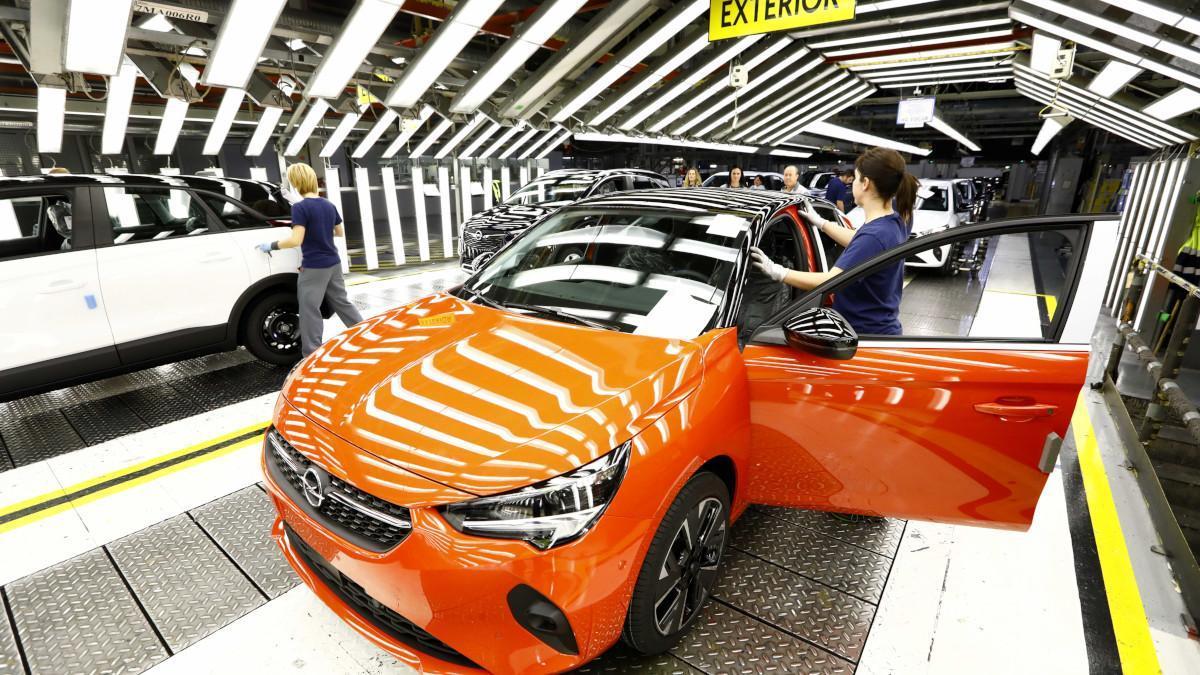 Opel: precisión alemana y raza española