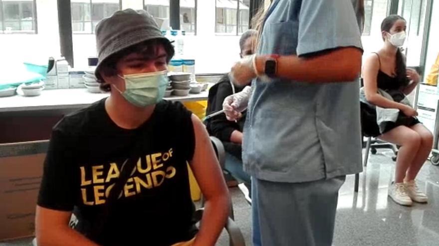 Jornada de vacunación sin cita en Gran Canaria (24/07/21)