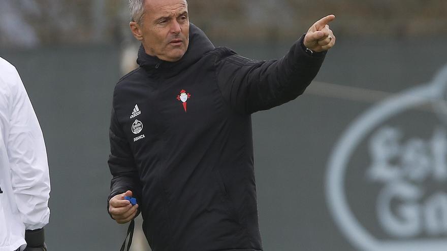 Fran Escribá vuelve a Primera División tras su travesía en el Celta