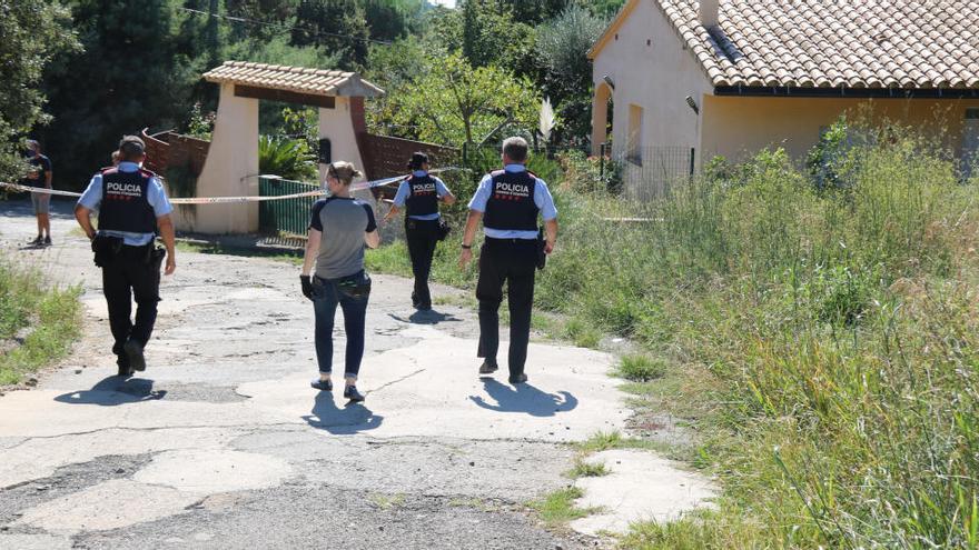 Trobat el cadàver d'un home amb ferida a l'esquena a Calonge