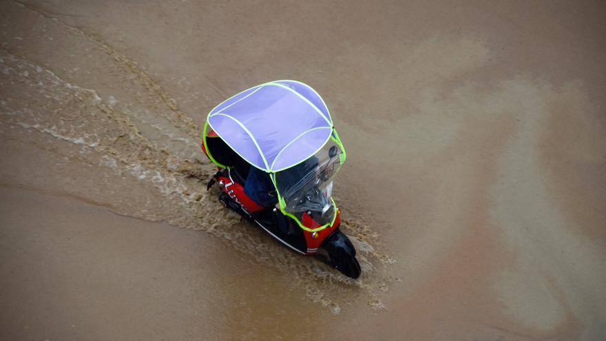 Las intensas precipitaciones dejan 5 muertos y más de 50.000 evacuados en China