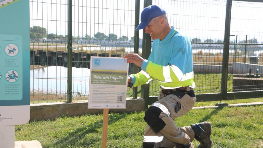 Arranca al novembre el procés de participació ciutadana per redactar el nou Pla director urbanístic del Parc de l'Agulla