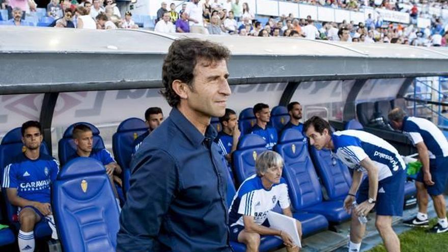 Milla se juega su puesto en el Zaragoza frente al Elche