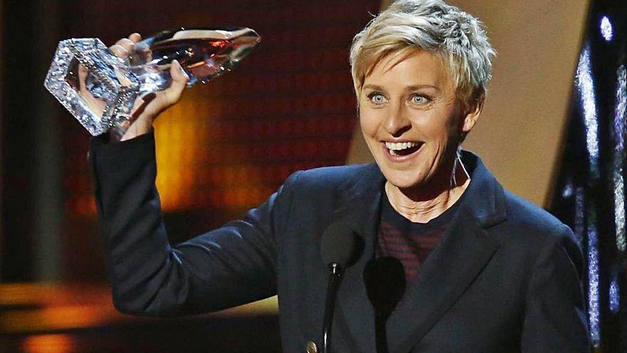 Ellen DeGeneres podria abandonar  «The Ellen Show»