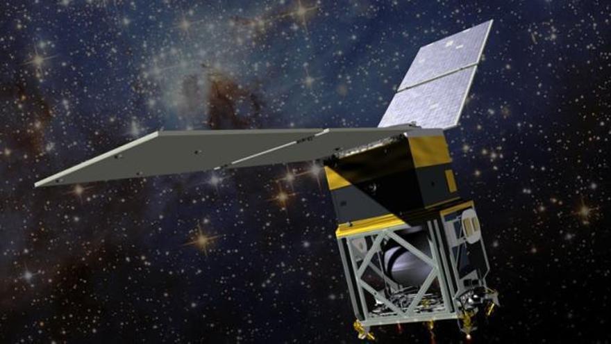 La NASA prueba un combustible 'verde' para naves espaciales