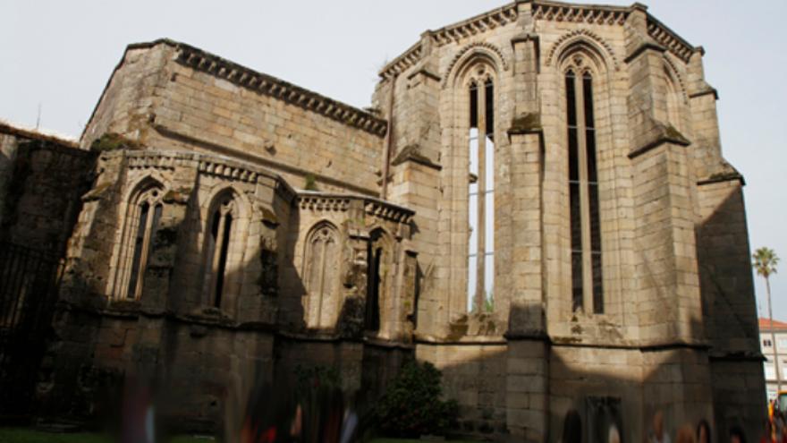 Visitas guiadas ás ruínas de San Domingos