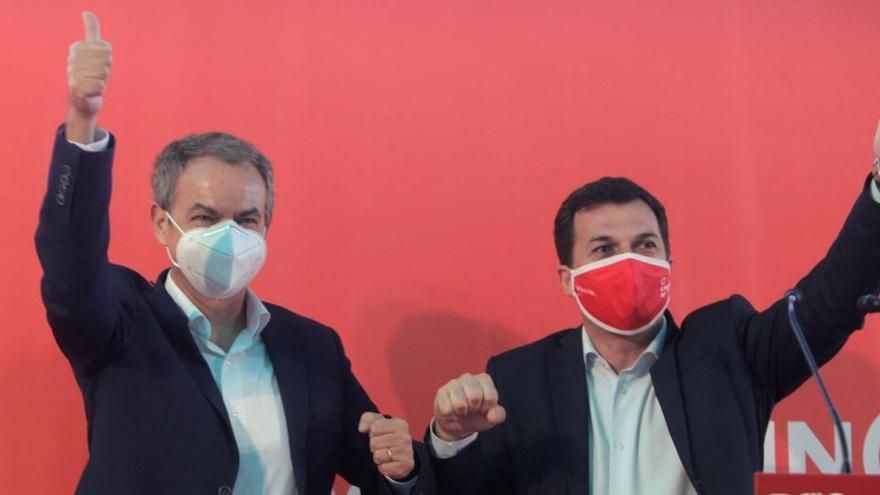 """Zapatero dice que """"el PP quiere que todo vaya peor"""""""