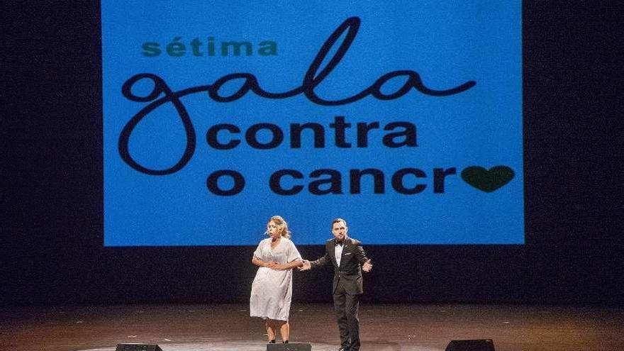 Séptima gala contra el cáncer: cada entrada ayuda a dar vida