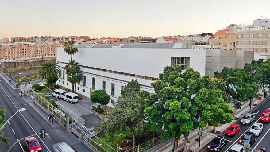 250 años del hospital militar en Santa Cruz de Tenerife